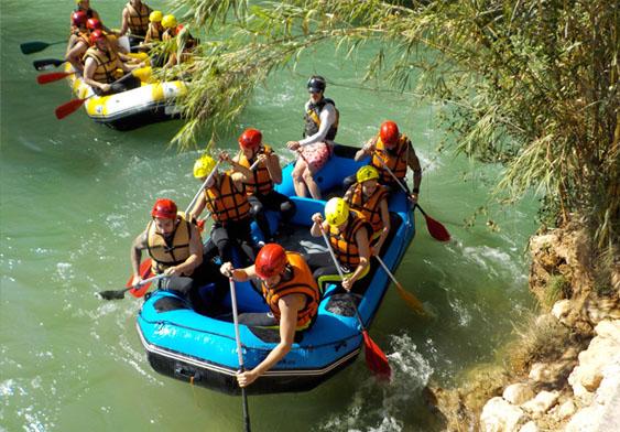 Rafting Experiencias Contracorriente Aventuras