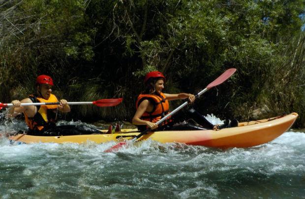 Open kayak - Contracorriente Aventuras