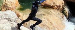 Barranco Acuático - Contracorriente Aventuras