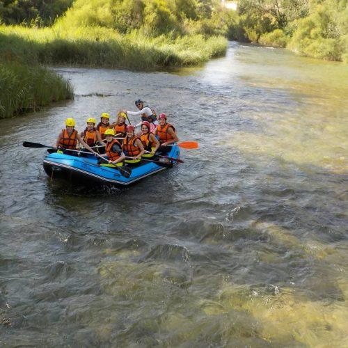 Río Cabriel - Contracorriente Aventuras